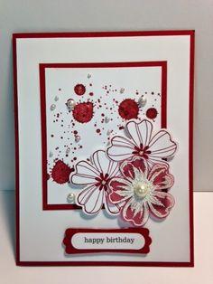 My Creative Corner!: A Flower Shop and Gorgeous Grunge Birthday