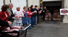 Smithfield and Shoppers teamed up to donate 30,000 pounds of protein to feed hungry Marylanders.