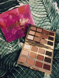 Tartelette in bloom  Pinterest: @Gracewehrli