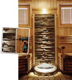 Asennusvalmis kiviseinä | Sisäseinät | Rakenna ja Remontoi | Toilet, Bathroom, Washroom, Litter Box, Bathrooms, Flush Toilet, Powder Room, Powder Rooms, Bath