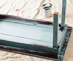 How to Paint Distressed Wood Furniture  Furniture Wood furniture
