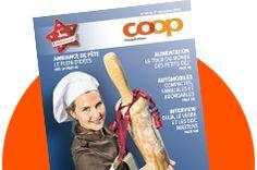 Le calendrier de l'Avent - Coopération - Le magazine hebdomadaire de Coop