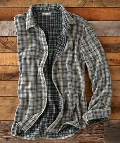 For those days when it's hard to get out from under the blankets, grab this, Comfort Plaid from Carbon2Cobalt