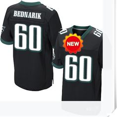 $66.00--60 Chuck Bednarik Jersey - Nike Stitched Alternate Philadelphia Eagles  Jersey,Free Shipping! Buy it now:http://is.gd/x0DusE