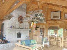Vollkommene Gemütlichkeit und Ruhe in rustikalem Stil!   Stonington, Maine, USA, Objekt-Nr. 350509
