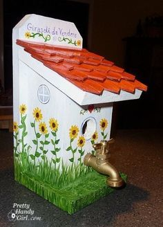 Ploştina on Pinterest | Chicken Coops, Birdhouses and Garden Paths