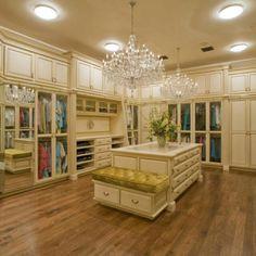 A Dream Closet...........