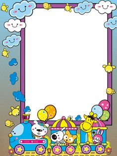 Boarder Designs, Frame Border Design, Page Borders Design, Butterfly Photo Frames, Winnie The Pooh Drawing, School Border, Notebook Cover Design, Owl Classroom, School Frame