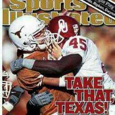 Just what I would say!!! Go sooner's