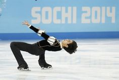 Figure skater Michael Martinez represented the Philippines at the 2014 Winter Olympics in Sochi.