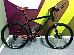 Primary Transport | Trail/Street xOver | 29er w/ Beats #felt29er