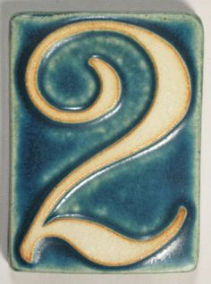 A non-profit ceramic design studio rich in heritage. A creative incubator respected around the world. Pewabic Pottery, Pottery Handbuilding, Ceramic Design, Wedding Reception, Tiles, House Design, Number 2, Lettering, Table Numbers
