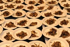 Mushrooms at Adventures in the Global Kitchen    (c) AMNH/R. Mickens