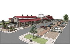 Farmers market site for downtown Johnson City approved, design still in works