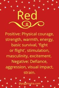 #Color Psychology. Red- Positive: Physical courage, strength, warmth, energy, basic survival, 'fight or flight', stimulation, masculinity, excitement. Negative: Defiance, aggression, visual impact, strain. Psychology Quotes, Color Psychology, Psychology Meaning, Psychology Studies, Psychology Careers, Forensic Psychology, Health Psychology, Flight Quotes, Psychology Experiments