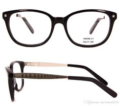 c67418fd722 New Arrival 2017 Fashion Spectacles Frame For Women Men Discount Glasses  Frames Designer Eeyewear Frame Eyeglasses