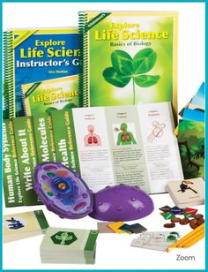 NEW! Explore Life Science Special Education Curriculum