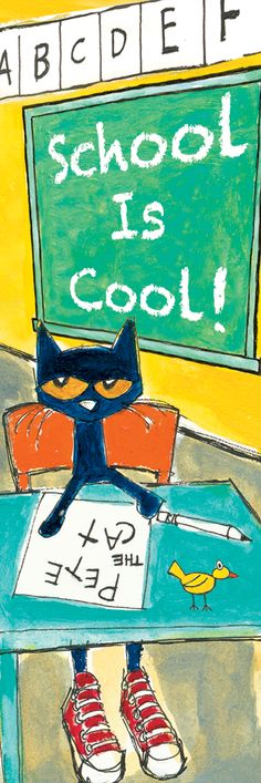 11 best Pete the Cat images on Pinterest in 2018 | Pete the cats ...