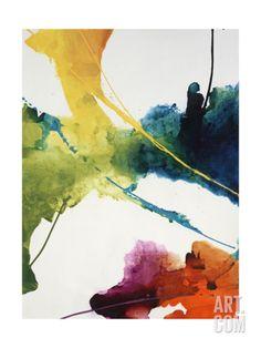 Celestial V Giclee Print by Sydney Edmunds at Art.com