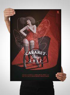 Poster Cabaret de Órbigo By El Santo Job