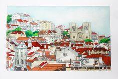 Sé Velha Lisboa