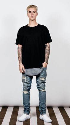 Justin Bieber all natural. Stefan Ruiz for The Telegraph - October Justin Bieber Outfits, Justin Bieber Sin Camisa, Mode Justin Bieber, Justin Bieber Shirts, Justin Bieber Style, Justin Bieber Photos, Justin Bieber Clothes, Streetwear, Look Fashion