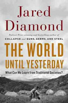 Author of Guns, Germs and Steel, a new book by Diamond is always going to be a big deal. This one promises to be his most personal yet, based on his years of anthropological field work. Technically it's a 2012 book, but its publication date of the last day of the year makes it a big book for the year ahead.