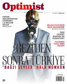 """Gezi'den Sonra Türkiye: """"Bağzı Şeyler Hâlâ Mümkün"""" (Temmuz'13) http://bit.ly/1e6ax3X"""