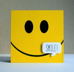 Sooner rather than Later: Smile!
