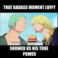 That Was Epic <3 #onepiece #onepiecefan #otaku #mugiwara #luffy