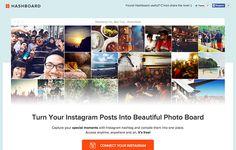 CompuTekni: Crea tableros con hashtags de Instagram gracias a Hashboard