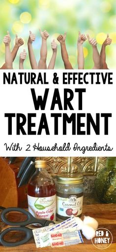 Warts. Yep. This post is about warts.We all hate warts. We don't even like to talk about them.But could there be a more unifying topic? We hate them and want them to die. Thankfully, this natural remedy is both effective and easy.