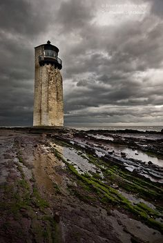 Southerness Lighthouse, Scotland