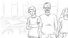 Animation, Scribble, Videos, Sketches, Movie, Kassel, Legends, Guys, Doodle