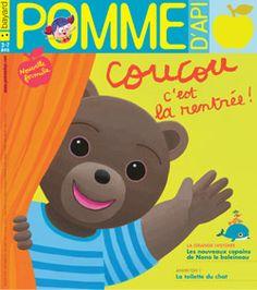 DÉJÀ PRIS! Un abonnement d'un an au magazine Pomme d'Api