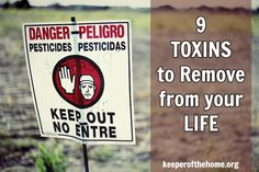 Although you might not know it, there are environmental, household, food and life factors that play a role in how toxic you are