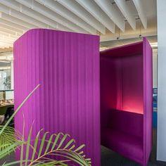 BuzziVille: shape your ideal working quarter