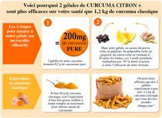 Curcuma Citron