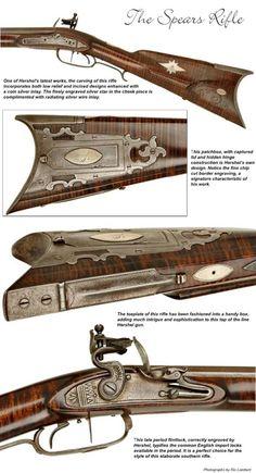 Hershel House | The Spears Rifle