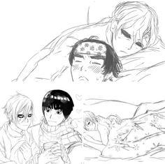 Sasunaru, Narusasu, Boruto, Gaara, Sasuke, Rock Lee Naruto, Familia Uzumaki, Anime Angel, Anime Ships