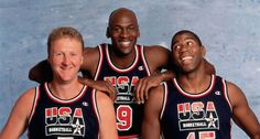 Larry, Mike & Magic... Wow!