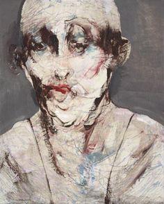 nuncalosabre.Pinturas - Lita Cabellut