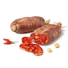 Geschmack samtig und würzig Es ist sicherlich am weitesten verbreitet unter Wurstwaren. Es zeichnet sich durch seinen robusten und samtigen Gesch - www.tuttishop.ch