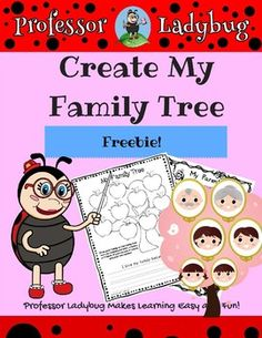 Make A Sentence Worksheet Word Family Tree Worksheet  Worksheets  Pinterest  Family Tree  Noun Worksheets For Grade 4 Excel with Parts Of Plants And Their Functions Worksheet Excel This Fun Exercise Workbook From Professor Ladybug Features Multiple  Worksheets Worksheets Included With Your Free Download Are The Following  Exercises  Structure Of The Human Ear Worksheet Answers Pdf