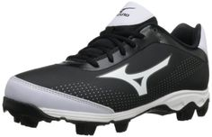 Mizuno Men's 9-Spike Franchise 7 Low Baseball Cleat,Black/White,10.5 M US - http://authenticboots.com/mizuno-mens-9-spike-franchise-7-low-baseball-cleatblackwhite10-5-m-us/
