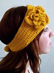 Ravelry: The Ear Cozy pattern by Sara Dudek