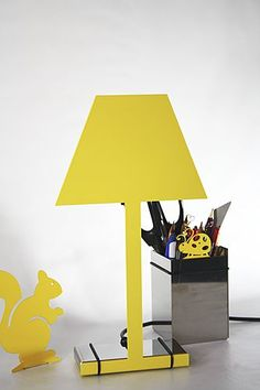"""""""2.D Living"""", yellow 