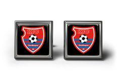 KFC Uerdingen 05 Cufflinks Manschettenknöpfe #Cufflinks #football #gifts
