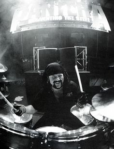 Much Love & Respect to Pantera's mighty Vinnie Paul! This man gave me 2 of the best weeks of my life! Forever grateful!