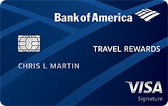 Read about the best credit card offers from the experts learn more bank of america travel rewards credit card review credit card reviews at nextadvisor reheart Gallery